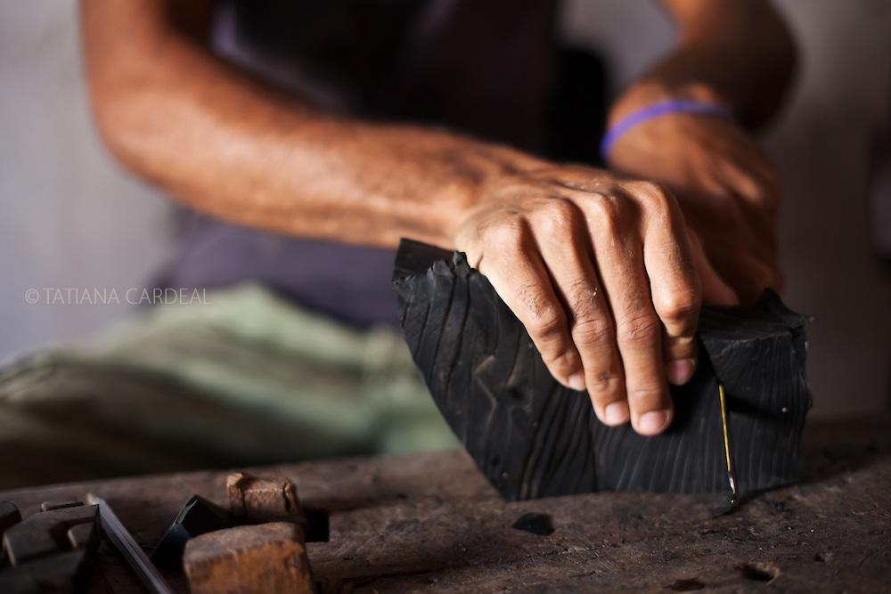 Projeto A Gente Transforma - Chapada do Araripe - Piauí...Povoado Várzea Queimada, Município de Jaicós, Estado do Piauí. Fevereiro, 2012...Foto: Tatiana Cardeal.