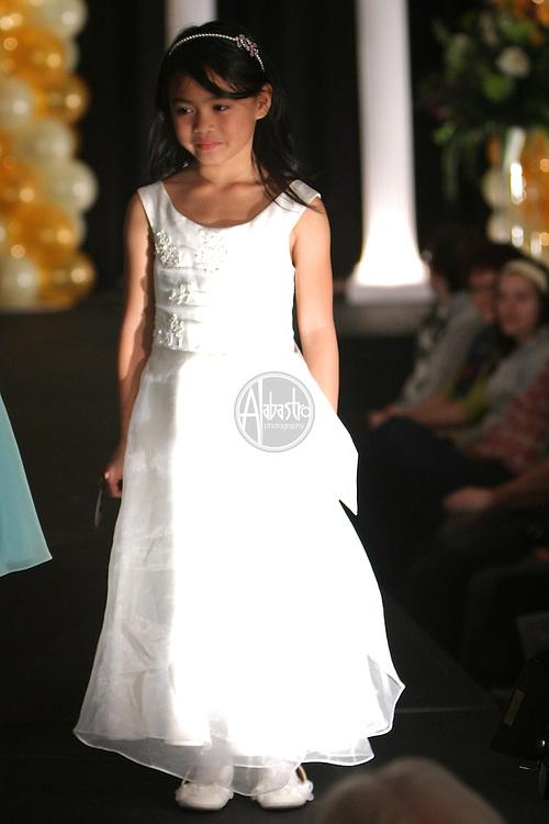 Fashion Show during the Northwest Bridal Showcase 2012 at Tulalip Resort Casino.