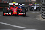 May 20-24, 2015: Monaco Grand Prix - Kimi Raikkonen (FIN), Ferrari