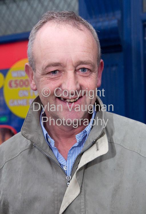 2/9/2009.Vincent Morrissey of Morrisseys shop in Johnstown..Picture Dylan Vaughan.