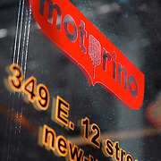 Motorino Pizza sign