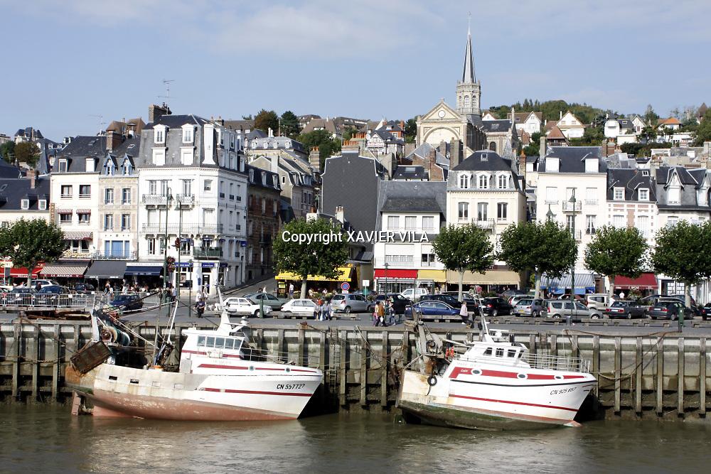 Port de Trouville.