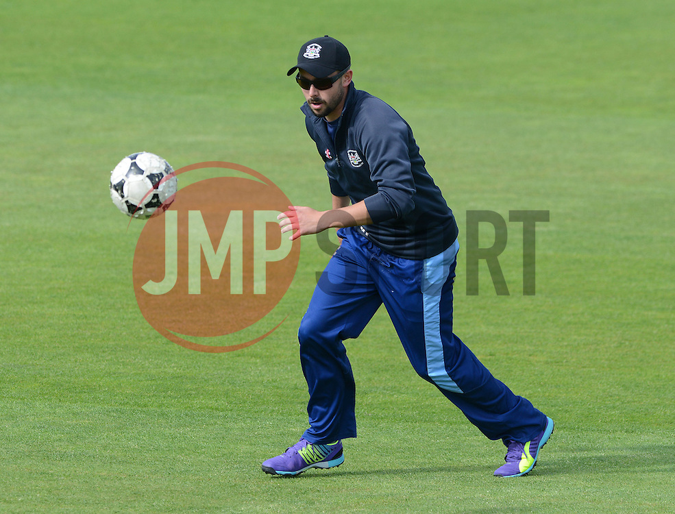 - Photo mandatory by-line: Dougie Allward/JMP - Mobile: 07966 386802 - 15/05/2015 - SPORT - Cricket - Bristol - Bristol County Ground - Gloucestershire County Cricket v Middlesex County Cricket - NatWest T20 Blast