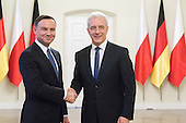 President of the German Bundesrat in Poland