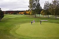 NUMANSDORP - Hole 14. Golfclub Cromstrijen. COPYRIGHT KOEN SUYK
