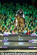 Patrice Delaveau - Aquila HDC<br /> The Dutch Masters - Indoor Brabant 2018<br /> © DigiShots