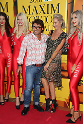 Celebrities and VIPs attend the 2018 Maxim Hot 100 Australia party at Flamingo Lounge, 33 Bayswater Road, Potts Point, with the dress code theme 'a touch of gold'. 16 Nov 2018 Pictured: Nasser Sultan. Photo credit: Richard Milnes / MEGA TheMegaAgency.com +1 888 505 6342
