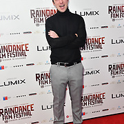 Eli Powers attends World Premiere of Holy Moses - Raindance Film Festival 2018, London, UK. 6 October 2018.