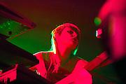 Nederland, Arnhem, 21-9-2007..Optreden Faithless in het Gelredome...DJ, toetsenist Sister Bliss..Foto: Flip Franssen/Hollandse Hoogte