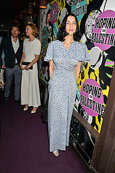 SUSIE BICK at Hoping's Greatest Hits - the 10th Anniversary of The Hoping Foundation's charity benefit held at Ronnie Scott's, 47 Frith Street, Soho, London on 16th June 2016.