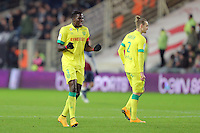 JOIE NANTES / Papi DJILOBODJI   - 13.12.2014 - Nantes / Bordeaux - 18eme journee de Ligue1<br />