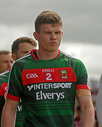 Eoin O&rsquo;Donoghue making his Connacht championship debut against Galway in McHale park.<br /> Pic Conor McKeown