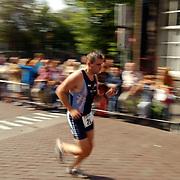 Kwart triathlon van Weesp 2004, Marc Aubel