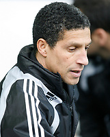 Photo: Steve Bond/Richard Lane Photography. West Bromwich Albion v Newcastle United. Barclays Premiership. 07/02/2009. Chris Hughton, in charge for the game