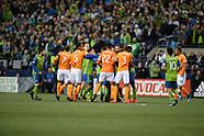 Houston Dynamo vs Seattle Sounders - 30 Nov 2017