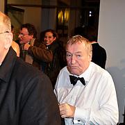 NLD/Den Haag/20111201- Premiere Ramses, Tom Jansen nat van de regen