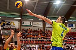 20-05-2018 NED: Netherlands - Slovenia, Doetinchem<br /> First match Golden European League / Jan Kozamernik 41 of Slovenia