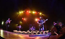 June 30, 2018 - Virginia Beach, VIRGINIA, USA - REBELUTION brings the reggae to the Veteran's United Home Loans Amphitheater . in Virginia Beach, Virginia on 30 JUNE 2018. (Credit Image: © Jeff Moore via ZUMA Wire)