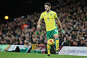 Norwich City midfielder and goalscorer Robbie Brady on the ball during the EFL Sky Bet Championship match between Norwich City and Brentford at Carrow Road, Norwich, England on 3 December 2016. Photo by Nigel Cole.