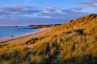 France, Bretagne, Côtes d'Armor (22), Côte d'Emeraude, Pléhérel plage // France, Brittany, Cotes d'Armor (22), Pléhérel beach