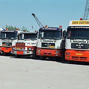 Zwagerman trucks terrein Nederhorst den Berg