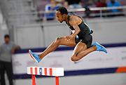 Chala Beyo (ETH) places fourth in the steeplechase in 8:10.55 iduring the IAAF Doha Diamond League 2019 at Khalifa International Stadium, Friday, May 3, 2019, in Doha, Qatar (Jiro Mochizuki/Image of Sport)