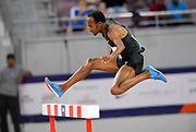 Chala Beyo (ETH) places fourth in the steeplechase in 8:10.55 iduring the IAAF Doha Diamond League 2019 at Khalifa International Stadium, Friday, May 3, 2019, in Doha, Qatar (Jiro Mochizuki/Image of Sport)