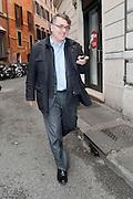 2013/03/06 Roma, Riunione della direzione del Partito Democratico. Nella foto Miguel Gotor.<br /> Rome, Partito Democratico meeting of national leadership. In the picture Miguel Gotor - &copy; PIERPAOLO SCAVUZZO