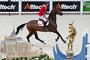 Tomas Couve Correa - Underwraps<br /> Alltech FEI World Equestrian Games™ 2014 - Normandy, France.<br /> © DigiShots