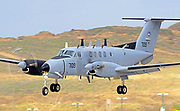 Israeli Air force (IAF) Beechcraft King Air twin-turboprop aircraft