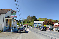Bodega, Sonoma County, California, USA, town, village, famous because film director, Alfred Hitchcock, shot location scenes for his movie, The Birds, in the town's Roman Catholic Church of St Teresa of Avila. 201304291999<br /> <br /> Copyright Image from Victor Patterson, 54 Dorchester Park, Belfast, UK, BT9 6RJ<br /> <br /> t: +44 28 90661296<br /> m: +44 7802 353836<br /> vm: +44 20 88167153<br /> e1: victorpatterson@me.com<br /> e2: victorpatterson@gmail.com<br /> <br /> For my Terms and Conditions of Use go to www.victorpatterson.com