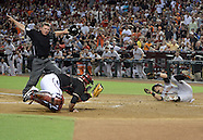 MLB: San Francisco Giants v Arizona Diamondbacks//20130608