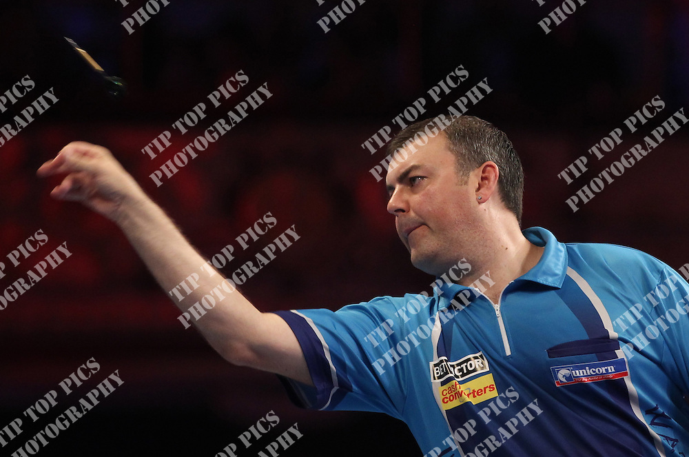 PDC WORLD MATCHPLAY 2014,WES NEWTON,<br /> PIC CHRIS SARGEANT,<br /> TIPTOPPICS