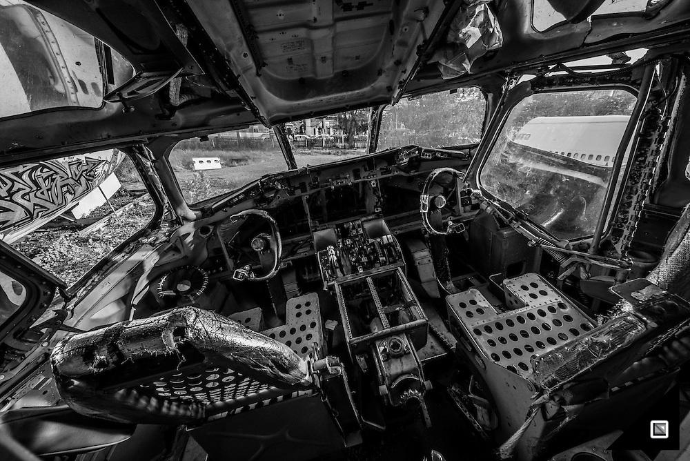 Bangkok - Airplane Graveyard