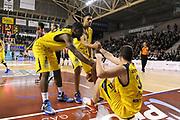 DESCRIZIONE : Ancona Lega A 2012-13 Sutor Montegranaro Angelico Biella<br /> GIOCATORE : Valerio Mazzola<br /> CATEGORIA : fair play<br /> SQUADRA : Sutor Montegranaro<br /> EVENTO : Campionato Lega A 2012-2013 <br /> GARA : Sutor Montegranaro Angelico Biella<br /> DATA : 02/12/2012<br /> SPORT : Pallacanestro <br /> AUTORE : Agenzia Ciamillo-Castoria/C.De Massis<br /> Galleria : Lega Basket A 2012-2013  <br /> Fotonotizia : Ancona Lega A 2012-13 Sutor Montegranaro Angelico Biella<br /> Predefinita :