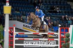 Ahlmann Christian, GER, Tokyo<br /> Stuttgart - German Masters 2018<br /> © Hippo Foto - Stefan Lafrentz