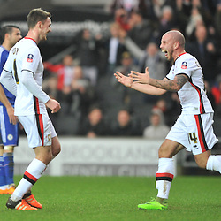 MK Dons v Chelsea | FA Cup | 31 January 2016