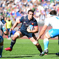 Louis Picamoles of France during the RBS Six Nations match between Italy and France at Olimpico Stadium on March 11, 2017 in Rome, Italy. (Photo by Dave Winter/Icon Sport)