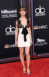 Alison Brie at the 2018 Billboard Music Awards held at the MGM Grand Garden Arena in Las Vegas, USA on May 20, 2018.
