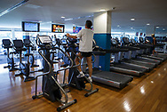 Kooyong Lawn Tennis Club existiert seit 1892 in Kooyong<br /> Fitness Studio.