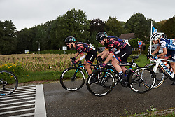 Kasia Niewiadoma (POL) and Lisa Klein (GER) at Boels Ladies Tour 2019 - Stage 2, a 113.7 km road race starting and finishing in Gennep, Netherlands on September 5, 2019. Photo by Sean Robinson/velofocus.com
