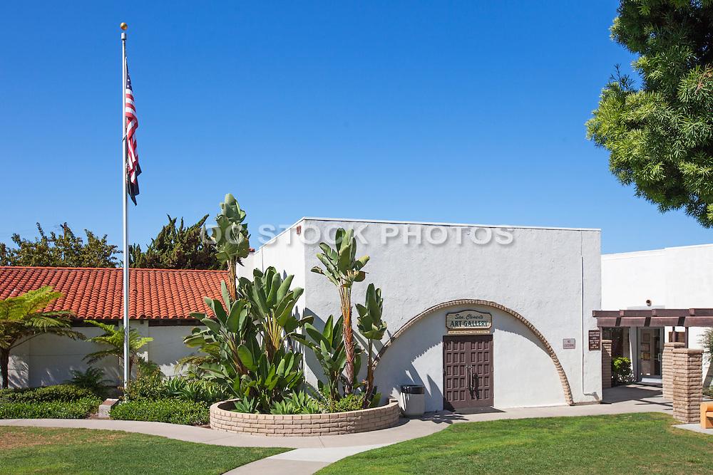 San Clemente's Art Gallery