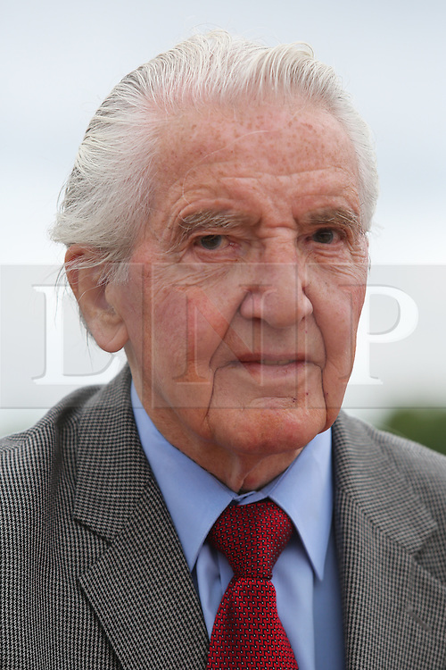 © Licensed to London News Pictures. 09/07/2016. Durham, UK. veteran Labour MP Dennis Skinner at the Durham Miners' Gala in County Durham, UK. The gala is a large gathering held annually associated with the coal mining heritage and trade unionism. Photo credit : Ian Hinchliffe/LNP