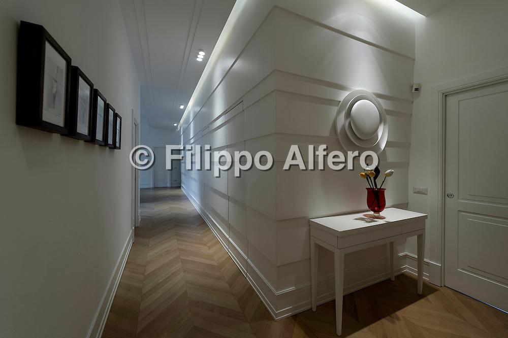 © Filippo Alfero<br /> VEM Architettura, appartamento a Casale Monferrato<br /> Casale Monferrato (AL), 08/10/2016