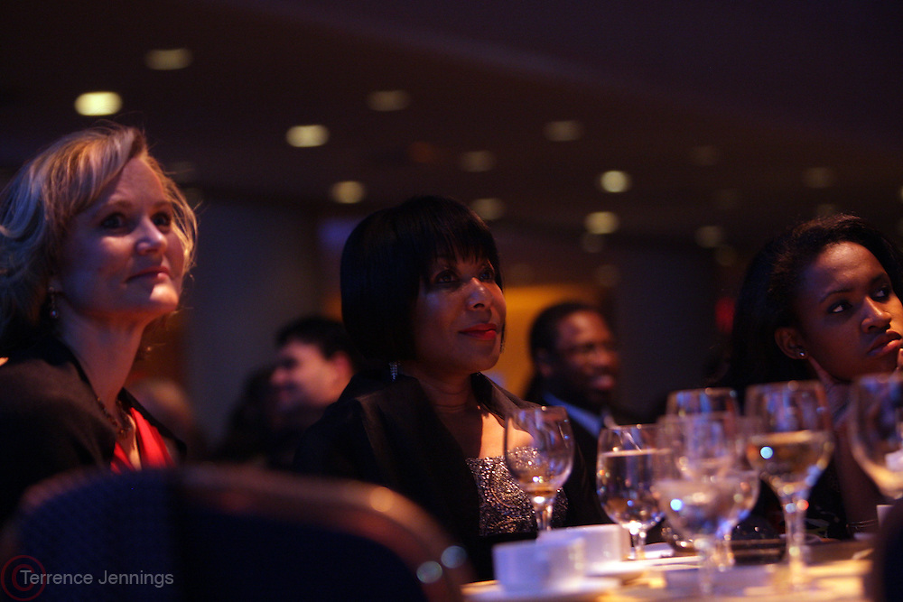 "New York, NY- MARCH 1:  Audience at the UNCF "" A Mind is "" Gala held at the Marriott Marquis Hotel on March 1, 2012 in New York City. Photo Credit: Terrence Jennings"
