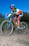 UCI World MTB Cup, Chandon Moet vineyard, Napa Valley, California 2000