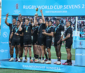 Jul 20-22, 2018-Rugby-2018 World Cup Sevens