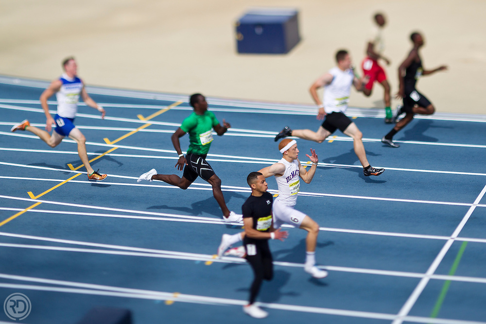 New Balance Nationals.North Carolina A&T University.Greensboro, NC.June 16-18, 2011..Photograph by Ross Dettman