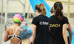 Coaches/Entra&icirc;neurs: Sara Ogilvie, Kristina Anagnosti<br /> Photo: Andre Forget (CAC/ACE)