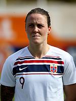 International Women's Friendly Matchs 2019 / <br /> Womens's Algarve Cup Tournament 2019 - <br /> China v Norway 1-3 ( Municipal Stadium - Albufeira,Portugal ) - <br /> Isabell Herlovsen of Norway